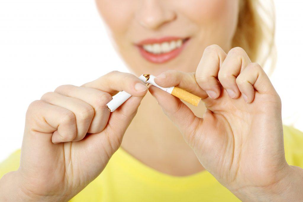 Een rookvrij leven - Stoppen met roken test